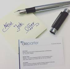 departer the german headhunter linkedin the full job description is available here lnkd in fnqueau please apply through our website thank you