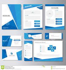 blue business brochure flyer leaflet presentation card template blue business brochure flyer leaflet presentation card template infographic elements flat design set for marketing