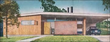Better Homes  amp  Gardens House Plans   s  s  s Mid Century Better Homes  amp  Gardens   Five Star Plans