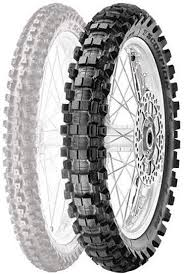 <b>Pirelli Scorpion MX</b> Hard 486 Rear Tire 110/90-19