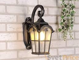 Уличный настенный <b>светильник Elektrostandard Mira</b> ...