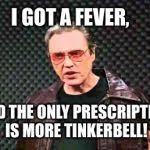 Christopher Walken Fever Meme Generator - Imgflip via Relatably.com