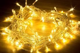 <b>LED</b> Clear <b>Bulb String Lights</b> Fairy <b>Lights</b> Battery Wedding Party ...