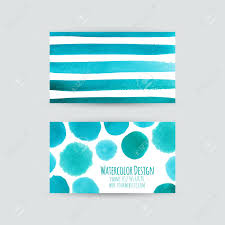 business cards templates watercolor design cards abstract business cards templates watercolor design cards abstract watercolor dots and strips invitations