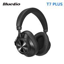 <b>Bluedio T7 Plus Smart</b> Bluetooth 5.0 Headphone Active Noise ...