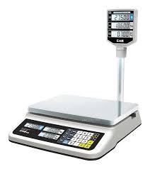 Торговые <b>весы CAS PR-30P</b> LCD