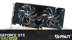 Обзор и тест <b>видеокарты PALIT GeForce GTX</b> 1660 SUPER GP ...
