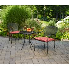 wrought iron patio furniture black wrought iron patio