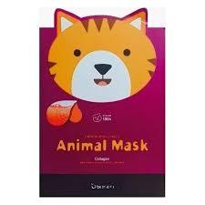 <b>Маска тканевая с морским</b> коллагеном Animal mask series - Cat ...