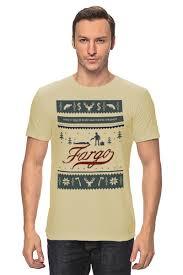 "Футболка классическая ""<b>Fargo</b> (<b>Фарго</b>)"" #634756 от coolmag - <b>Printio</b>"