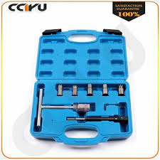 <b>7pcs Diesel Injector</b> Seat Cutter Set Cutter Cleaner Tool Set Carbon ...