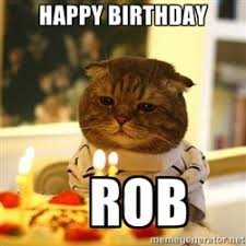 sad birthday cat | Meme Generator via Relatably.com