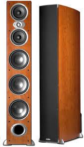 Особенности конструкции АС <b>Polk Audio RTi</b> A9