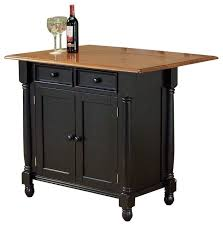 leaf kitchen cart: rolling drop leaf kitchen island drop leaf kitchen island cart