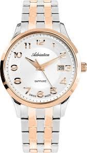 Мужские швейцарские наручные <b>часы Adriatica</b> A1278.<b>R123Q</b>