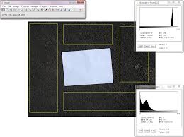 A simple method to determine surface <b>albedo</b> using digital ...