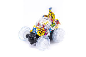 RCG Racing <b>RC Stunt Car</b>