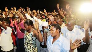 Image result for african people in church