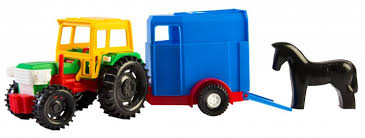 <b>Tigres Трактор</b> с прицепом 39215