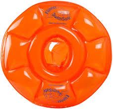 <b>Круг надувной</b> для плавания Flipper SwimSafe 62-см с <b>сиденьем</b> ...