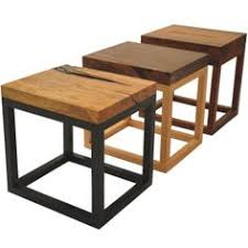 wood furniture decor solid reclaimed salvaged recycled brazilian tamburil walnut brazilian wood furniture