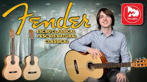 <b>FENDER</b> ESC105 (4/4) + <b>FENDER ESC80</b> (3/4) - доступные ...