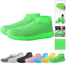 ATOFUL Reusable Silicone Waterproof Shoe Covers ... - Amazon.com