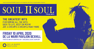<b>SOUL II</b> SOUL - DLWP, The De La Warr Pavilion, Bexhill, East Sussex