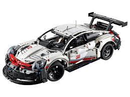 <b>Porsche 911</b> RSR 42096 | Technic™ | Buy online at the Official ...
