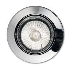 <b>Встраиваемый светильник Ideal</b> Lux Swing Cromo — купить в ...