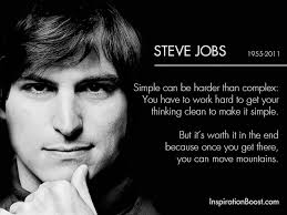 Steve Jobs Hard Life Quotes | Inspiration Boost via Relatably.com