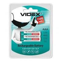 Аккумуляторная <b>батарея ААА VIDEX</b> (HR03/AAA) (1000mAh, 2 шт)