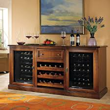 incredible portable kitchen island with wine cellar combined rectangle wooden table top also wine cabinetry and single drawers featuring artistic painting awesome portable wine cellar