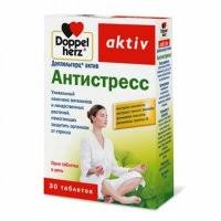 Доппельгерц <b>Актив Антистресс</b> таблетки №<b>30</b> - купить в Москве ...