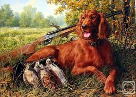 Картинки по запросу охотник картина