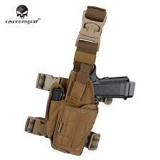<b>Pistol</b> holder Right Left hand Holster EMERSON <b>Tornado Universal</b> ...