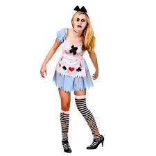 <b>Zombie Alice</b> in Wonderland <b>Costume</b> for <b>Halloween</b> in 2019 ...