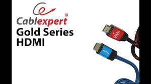 <b>HDMI кабели Cablexpert серии</b> Gold - YouTube