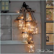diy mason jar light adore diy hanging mason