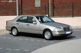 <b>1993 Mercedes</b>-<b>Benz C</b>-<b>class</b> (<b>W202</b>) C 220 (150 Hp) | Technical ...