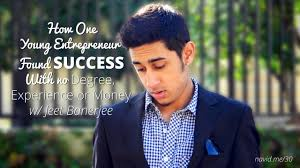 an interview serial entrepreneur jeet banerjee limitless an interview serial entrepreneur jeet banerjee limitless thinking navid moazzez
