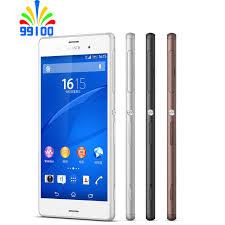 Оригинальный <b>сотовый телефон Sony</b> Xperia Z3 D6603, 5,2 ...