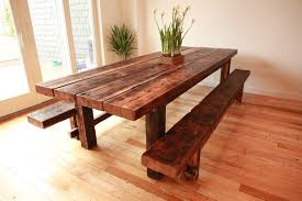 dining room bench seating: table dining room table with bench seat antique farmhouse dining