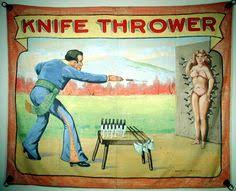Image result for knife toss