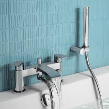 bathroom taps and showers