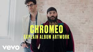 "<b>Chromeo</b> - <b>Chromeo</b> Break Down The Artwork for ""<b>Head</b> Over Heels ..."