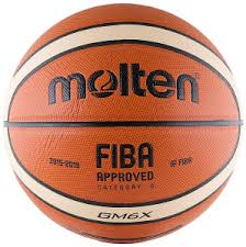 <b>Мяч баскетбольный Molten</b> BGM6X <b>№6</b> FIBA Approved мяч ...