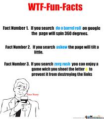 Wtf-Fun-Facts by zito - Meme Center via Relatably.com