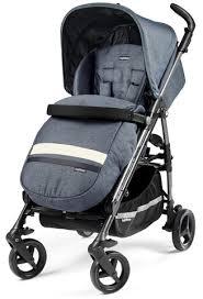 <b>PEG PEREGO Si</b> Completo прогулочная <b>коляска</b> | Luxe Grey, Manri ...