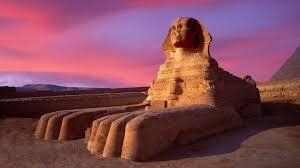 Resultado de imagen de esfinge egipto